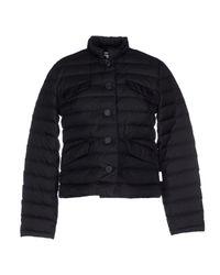Aspesi Black Down Jacket