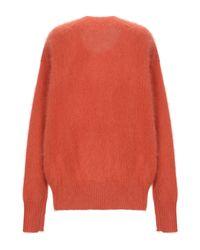 Roberto Collina Orange Pullover
