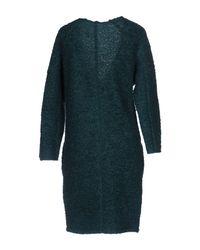 Faith Connexion Green Short Dress