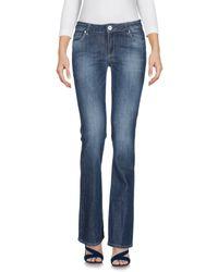 Pantaloni jeans di Trussardi in Blue
