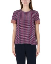 Tommy Hilfiger Red Blouse
