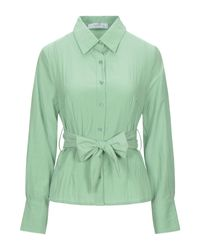 Camisa Glamorous de color Green