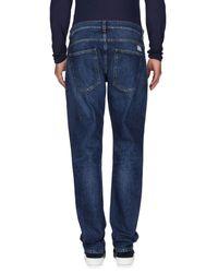 Nine:inthe:morning Blue Denim Pants for men