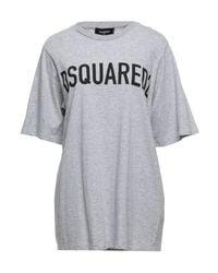 DSquared² Gray T-shirts