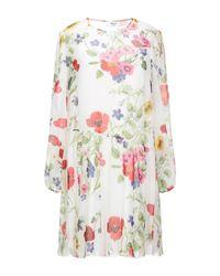 Robe courte Blugirl Blumarine en coloris White