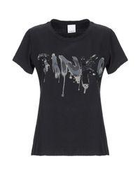 Camiseta Pinko de color Black