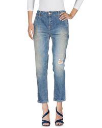 Pantaloni jeans di Dondup in Blue