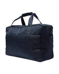 NN07 Blue Luggage for men