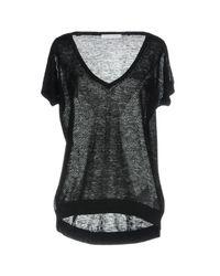 Caractere Black Sweater