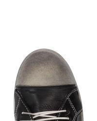 Primabase Black Low-tops & Sneakers