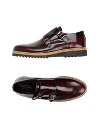 Thompson - Brown Loafer for Men - Lyst