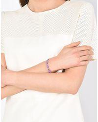 Cruciani | Purple Bracelet | Lyst