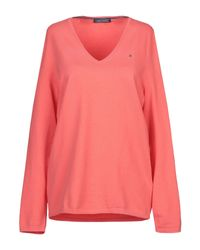 Pullover di Tommy Hilfiger in Pink