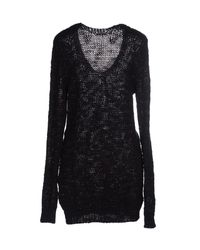 Gas - Black Sweater - Lyst
