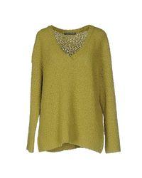Alberta Ferretti - Multicolor Sweater - Lyst