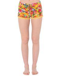 Banana Moon Yellow Beach Shorts And Pants