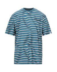 Napapijri Blue T-shirt for men