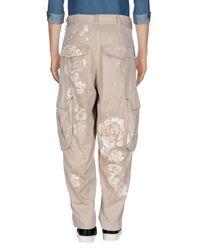 Marna Ro Natural Casual Pants for men