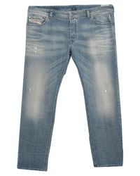 Pantaloni jeans di DIESEL in Blue da Uomo