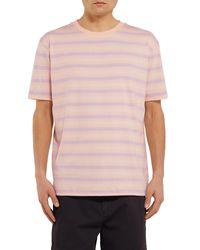 Camiseta Howlin' By Morrison de hombre de color Pink