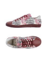 Springa - Purple Low-tops & Sneakers - Lyst