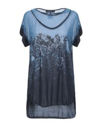Camiseta Ermanno Scervino de color Blue