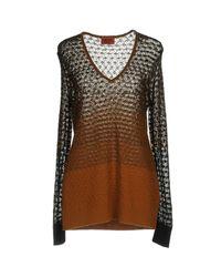 Missoni Brown Sweater