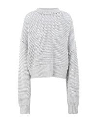 Pullover di Jil Sander in Gray