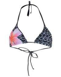 SEASTER Black Bikini Top