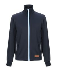 Prada Sweatshirt in Blue für Herren