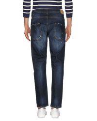 Pantalones vaqueros Jeanseng de hombre de color Blue