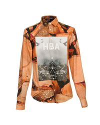 Hood By Air Multicolor Shirt for men