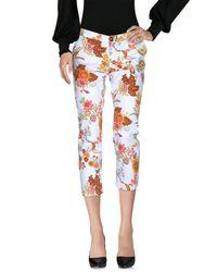 Pantalone di Rrd in White