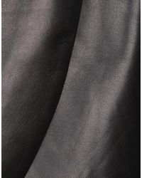Versace Black Knielanger Rock