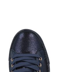 Henry Cotton's Blue Low-tops & Sneakers