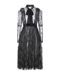 Vestido por la rodilla Relish de color Black