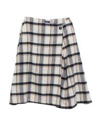 NV3® White 3/4 Length Skirt