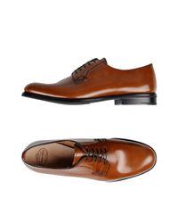 Zapatos de cordones Church's de color Brown