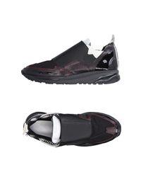 Maison Margiela Black Low-tops & Sneakers for men