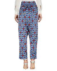 Pantalones Maison Scotch de color Blue