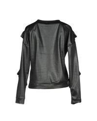 Berna Black Sweatshirt