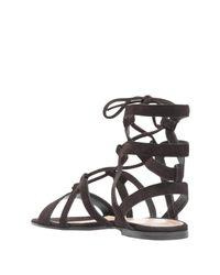 Gianvito Rossi Brown Sandals