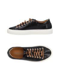Boemos Black Low-tops & Sneakers