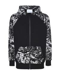 Pierre Darre' Black Sweatshirts for men