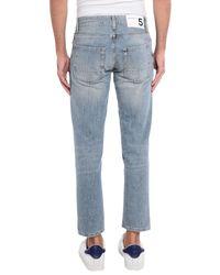 Pantalones vaqueros Department 5 de hombre de color Blue