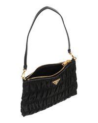 Prada Black Handbags