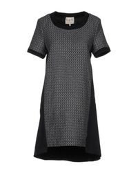 Sea Black Kurzes Kleid