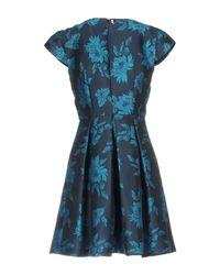 Twin Set Blue Short Dress