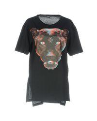 Marcelo Burlon Black T-shirts