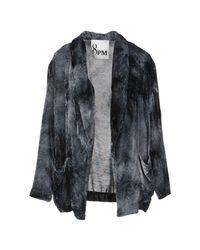 8pm Gray Suit Jacket